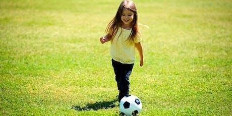 Term 3 Junior Soccer Program 3-5 yr olds tickets