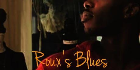 Roux's Blues & Cafe De La Hue: Coffee Table Talk  tickets