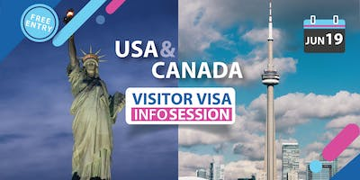Visitor Visa Info Session for Canada And USA