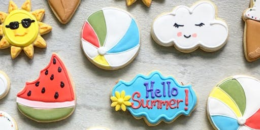 Kid's Summer Cookie Class