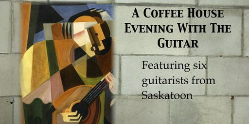 A Coffee House Evening With the Guitar