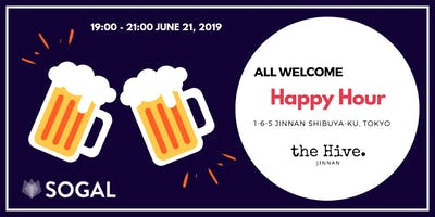 SoGal Tokyo: Happy Hour