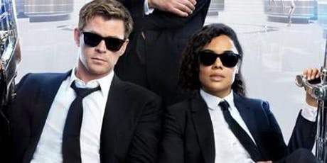 "Banyule Youth Services presents ""Men in Black:International"" MovieScreening tickets"