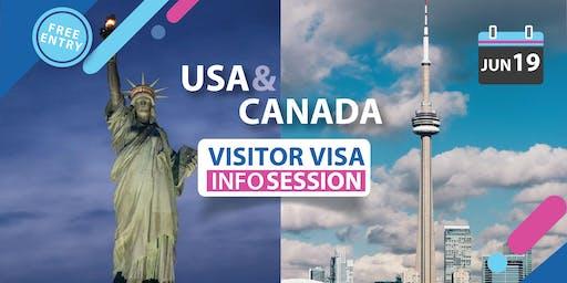USA/Canada Visitor Visa Information Session