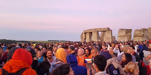 Summer Solstice Celebration - High Vibe Ceremony On Longest Day Of The Year