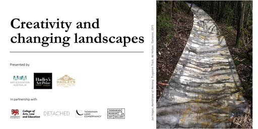 Creativity & Changing Landscapes