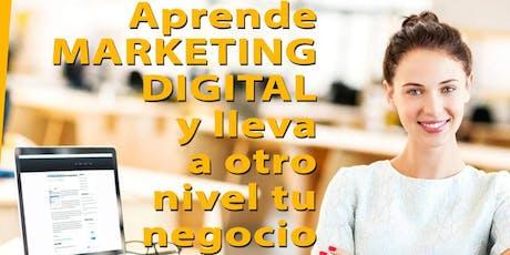 Seminario de Marketing tickets