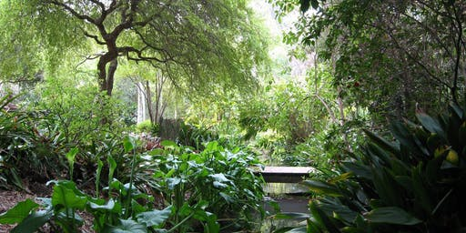 Private Visit to UCLA Botanical Gardens
