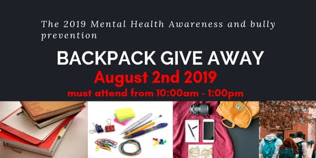 2nd Annual One Belief Back to School Giveaway tickets