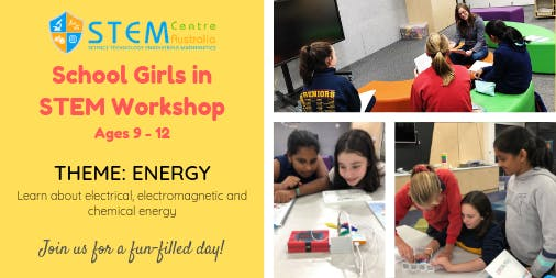 Girls in STEM- School Holiday Program - Campbelltown Library