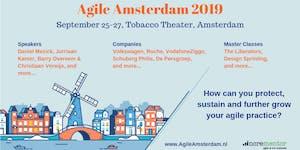 Agile Amsterdam 2019 | Sept 25-27 | Agile Event &...