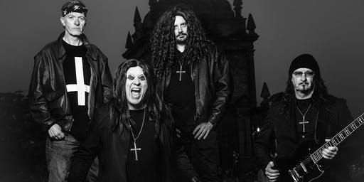 Blakk Sabbath Fill the Void at the Home of Metal