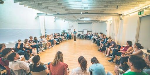 Klassentreffen der österreichischen Visualisierer*innen