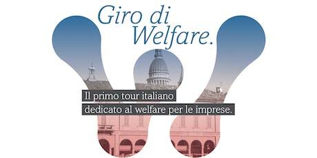 Giro di Welfare biglietti