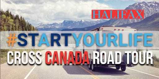 Start Your Life Road Tour - Halifax, NS