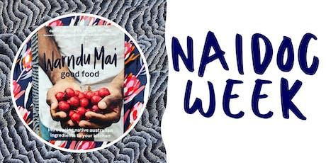 NAIDOC Week: Warndu Mai - Aldinga Library tickets