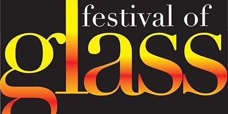 Festival of Glass Expo Exhibitor Application 2020 tickets