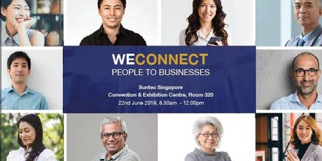 WeConnect - People to Businesses tickets
