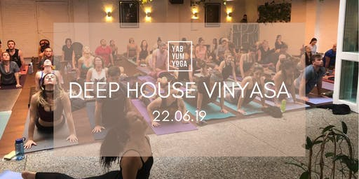 Deep House Vinyasa: ROUND 11