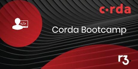 Corda 区块链Bootcamp 深圳 Corda Blockchain Bootcamp Shenzhen tickets