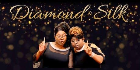 An Evening with Diamond & Silk (Escondido RWF) tickets
