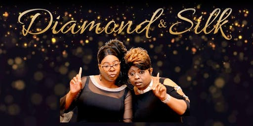 An Evening with Diamond & Silk (Escondido RWF)
