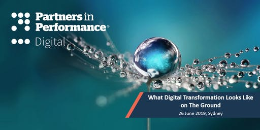 What Digital Transformation looks like on the ground