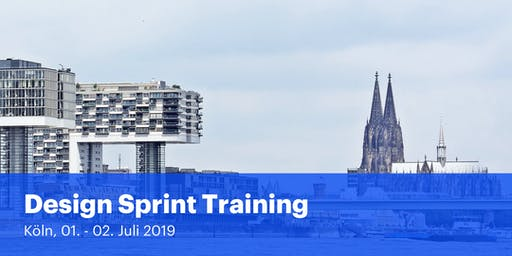 Strive Design Sprint Training Köln (2 Tage, deutsch)