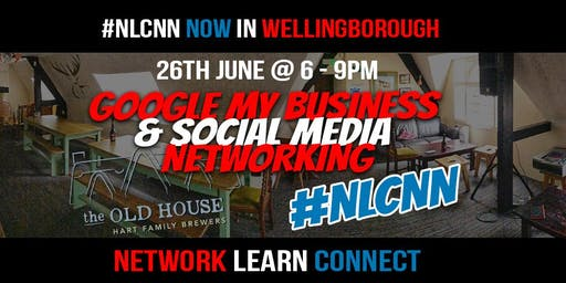 Network Learn Connect #NLCNN – Google My Business & Social Media For Local Businesses