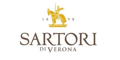 Wine Masterclass by Sartori Winery tickets