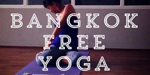 Free Yoga Wednesday