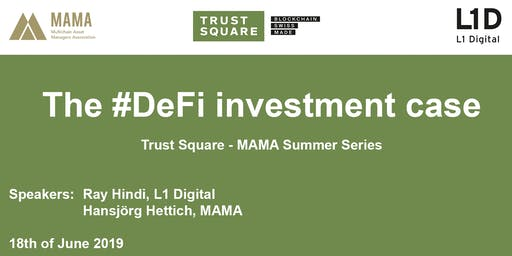 The #DeFi investment case