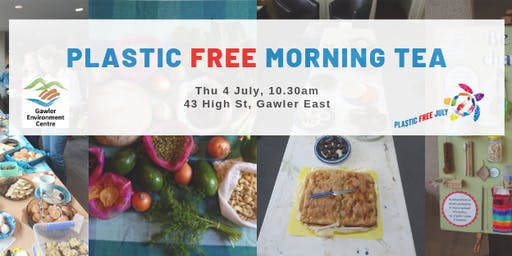 Plastic Free Morning Tea