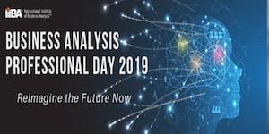Business Analysis Professional Day 2019 - Brisbane