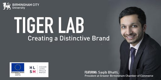 Tiger Lab: Creating a Distinctive Brand