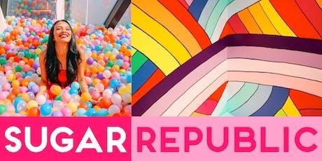 Sugar Republic Gold Coast - Sun July 21 tickets