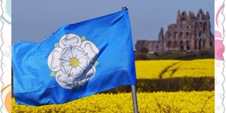 Campaign for a Yorkshire Parliament launch event tickets