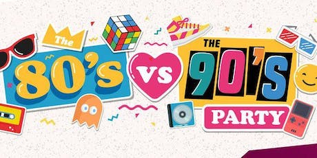 Willy & Fanny's Back to the 80's &  90's Night tickets