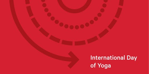 International Yoga Day - Green Yoga Class & #UNSTOPPABLE training