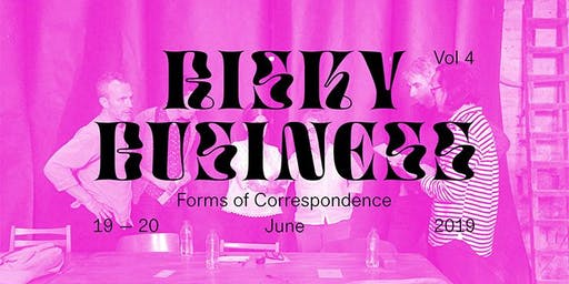 Risky Business 4: Forms of Correspondence