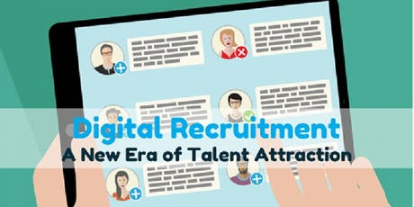 Hiring The Right Talents Digitally tickets