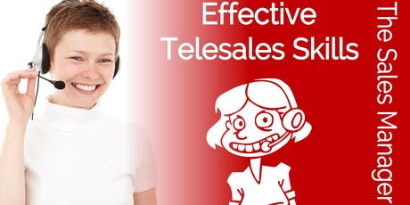 Effective Telesales Skills tickets