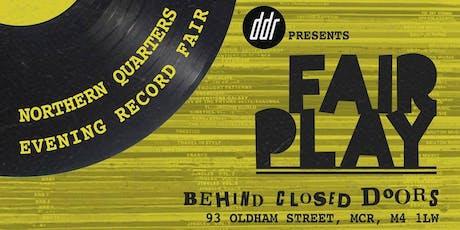 Fair Play - NQ Evening Record Fair tickets