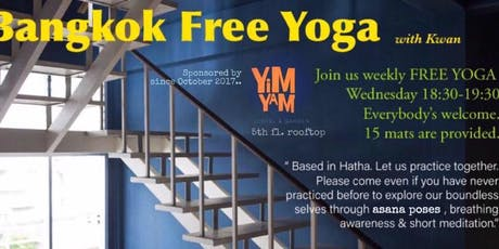 FREE YOGA WEDNESDAY tickets