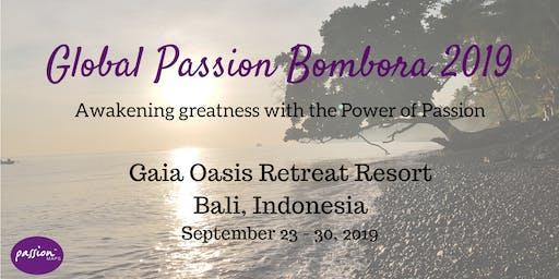 Global Passion Bombora Retreat 2019