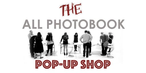 The ALL PHOTOBOOK PoP-uP Shop - to ATTEND