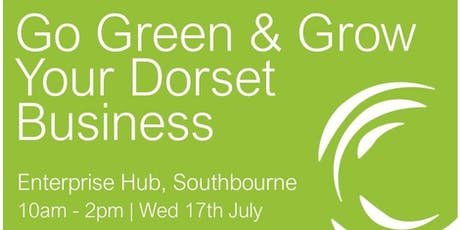 Go Green and Grow Your Dorset Business  tickets