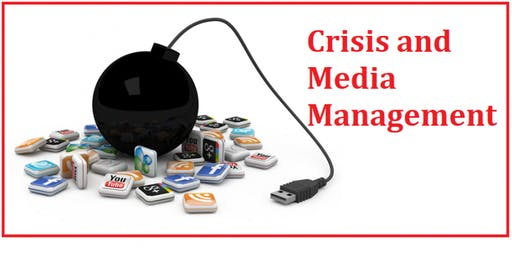 Rapid Response Media Communication and Crisis Management Workshop
