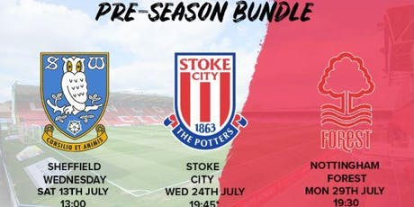Pre-Season Friendly Bundle tickets