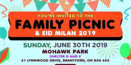 ICNA CKW-Family Picnic and EID MILAN 2019